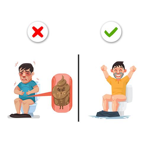 تشخیص علت یبوست و اقدامات خانگی کنترل و درمان یبوست