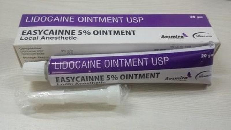 لیدوکائین داروی بواسیر