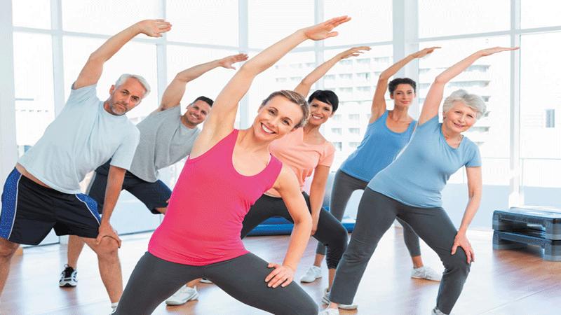 تاثیر تمرینات ورزشی رو بواسیر