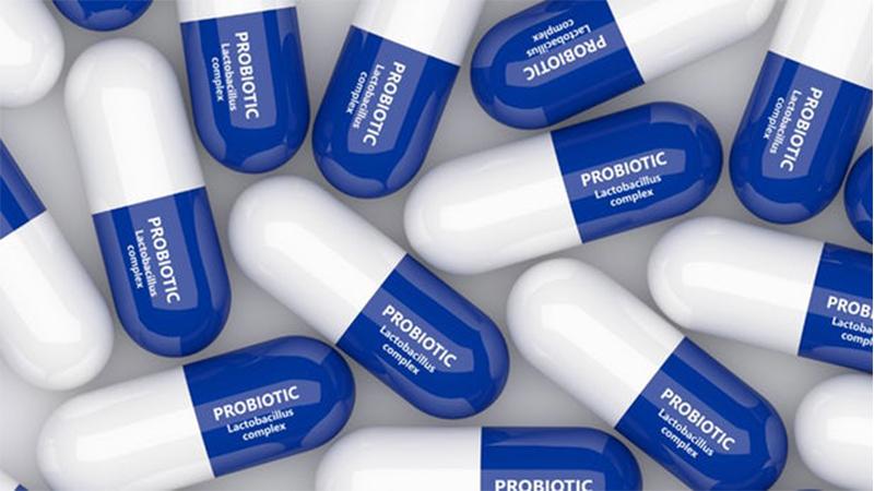 مصرف پروبیوتیک ها