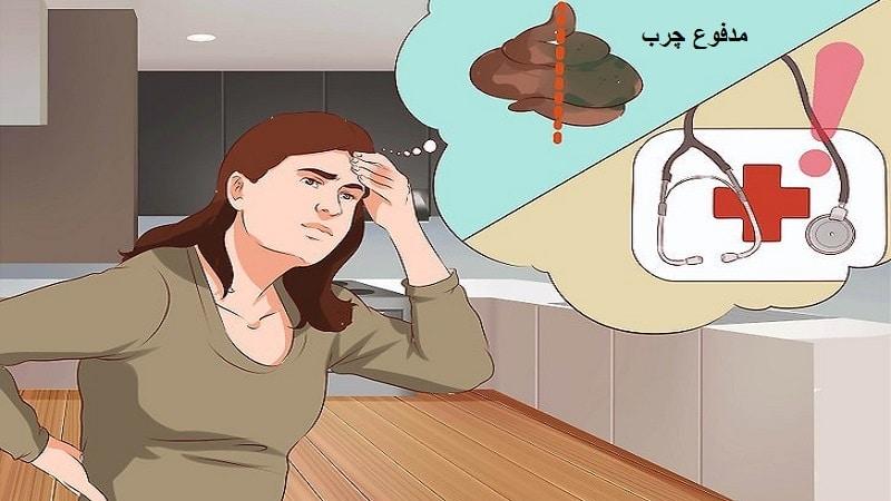 علائم مدفوع چرب، تشخیص علت این بیماری و روش های درمانی