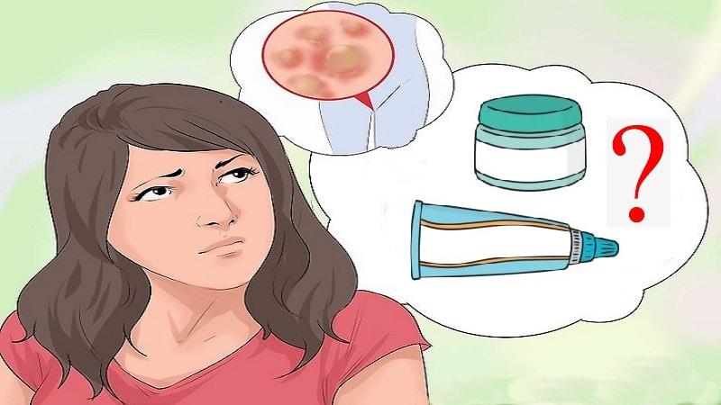 پماد برای درمان زگیل تناسلی