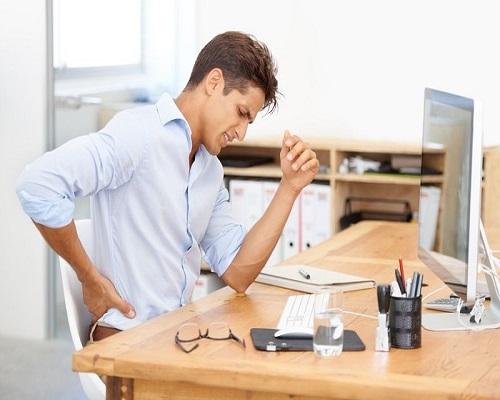 خطر بروز همورئید در بین افراد شاغل و کارمند
