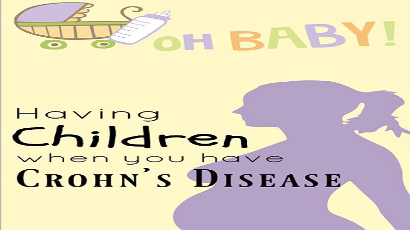 تشخیص بیماری کرون در دوران بارداری